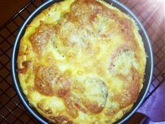 牛柳番茄芝心披萨