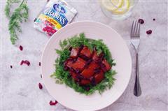 蔓越莓红烧肉—肉这么吃才香