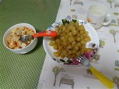 排骨汤炖土豆