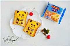 熊猫芝士小披萨