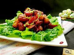 超简版红烧肉