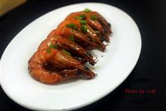 家常菜油焖大虾