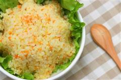 黄金蛋炒饭 宝宝健康食谱