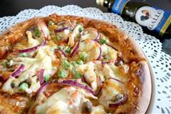 美式红虾披萨