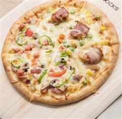 家庭版至尊披萨-鲜香美味