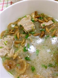 小黄磨排骨汤