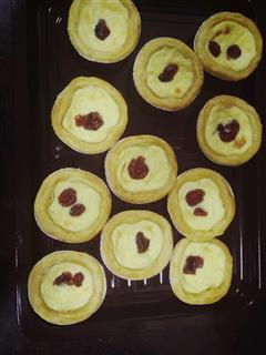 蔓越莓蛋挞
