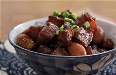 少油版红烧肉烧鹌鹑蛋-天冷就要多吃肉