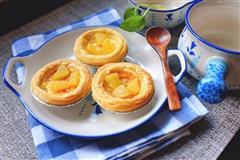 黄桃的城堡-蛋挞