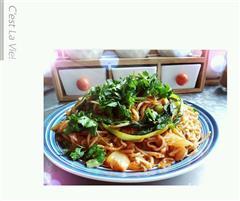 韩国泡菜炒面