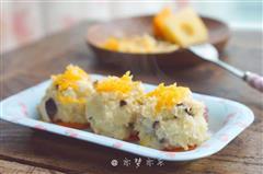 干酪佐奶油蘑菇土豆泥