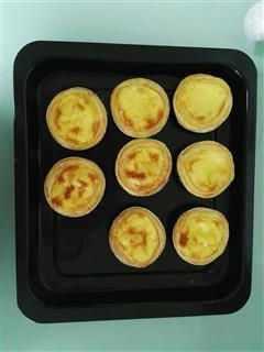 烤箱版葡式蛋挞