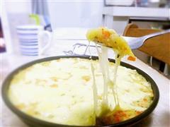芝士土豆泥,最好吃的晚餐也是最好做的