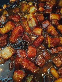 小朋友最爱的红烧肉版本-浓汁红烧肉