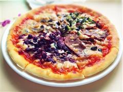 意式香浓四季披萨