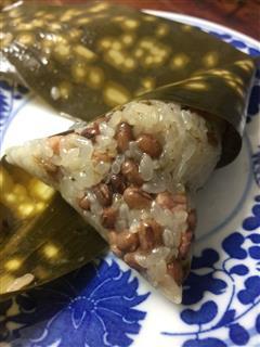 四川的腊肉粽子