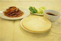最正宗的美食-北京烤鸭