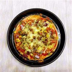 美味五彩芝士披萨  Cheese Pizza