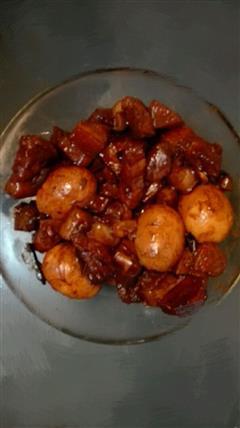 香菇红烧肉