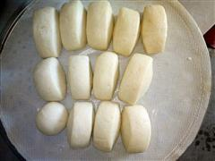 甜玉米馒头