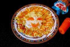 太阳宝宝早餐鸡蛋饼