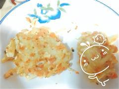 土豆小煎饼