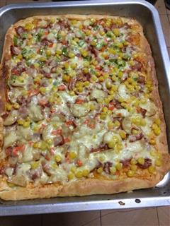 披萨双拼/家庭温馨版