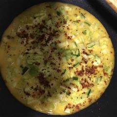 减肥无油鸡蛋饼