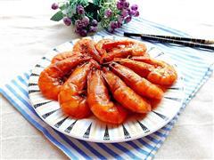 双汁油焖大虾