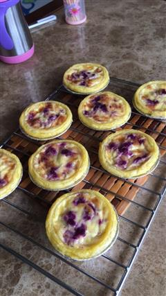 芝士紫薯蛋挞