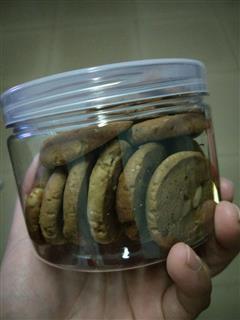 花生酱曲奇饼干