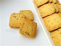 香葱曲奇饼干