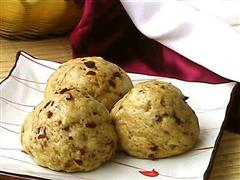玉米红枣馒头-冷藏发酵