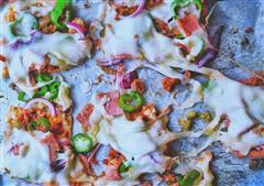 重料订制 软绵绵披萨