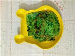 蔬菜煎饼-解决孩子不吃蔬菜的难题