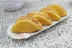 肉松沙拉仙贝蛋糕