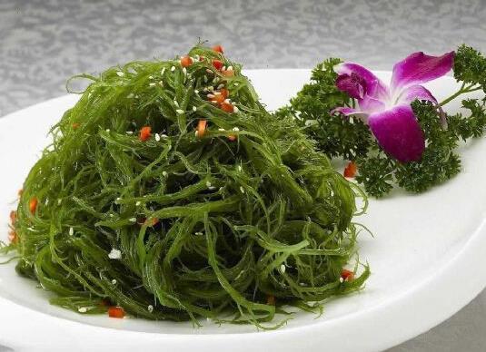 女人不妨多吃点海藻类食物