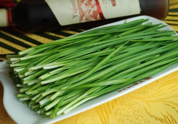 韭菜是最好的洗肠草