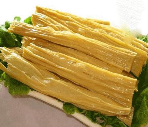 腐竹是豆制品营养之最