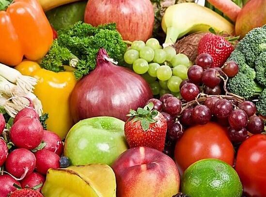 养生美食水果与肉类的搭配