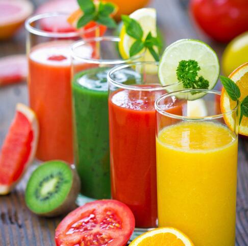 四款果汁 帮助女性夏季轻松美容
