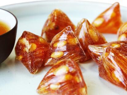 粽子糖_粽子糖原料配方_粽子糖命名由来_粽子糖质量标准_粽子糖历史