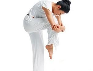 排毒养颜瑜伽运动