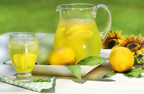 柠檬的食用方法