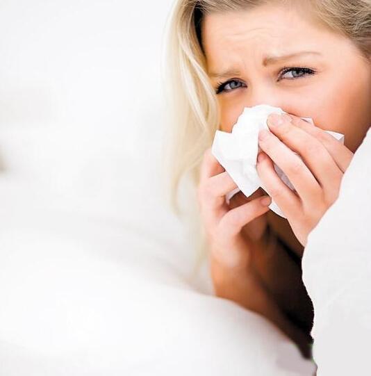 感冒发烧分类