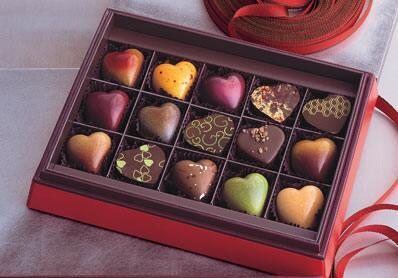 巧克力的功效与作用_巧克力的营养价值_适合体质_食用禁忌