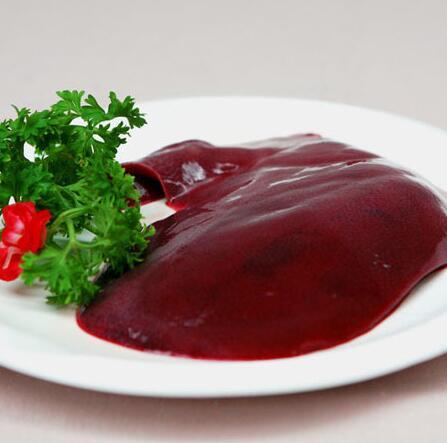 番茄猪肝瘦肉汤明目养血