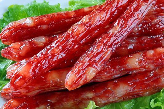 香肠的功效与作用_香肠的营养价值_香肠的适合体质