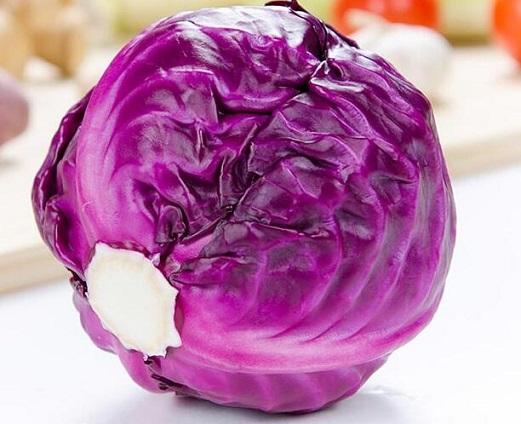 紫椰菜的选购技巧_紫甘蓝的存储_紫甘蓝的烹饪小技巧