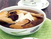 白术参苓鸡:安胎养胃益气